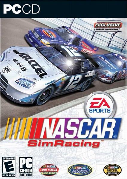 [NL] NASCAR SimRacing (2005/ENG)